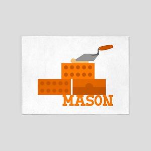 Mason 5'x7'Area Rug