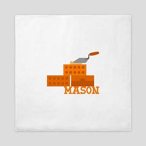 Mason Queen Duvet