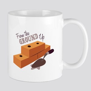 Ground Up Mugs