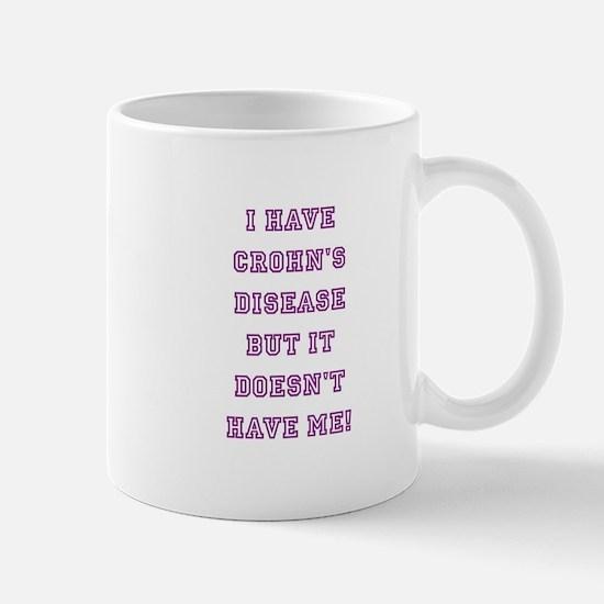 CROHN'S DISEASE Mug