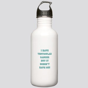 TESTICULAR CANCER Stainless Water Bottle 1.0L