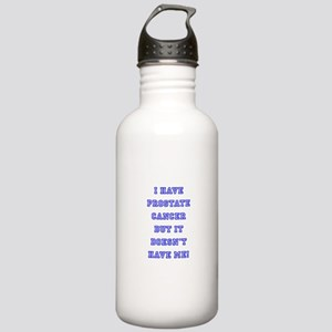 PROSTATE CANCER Stainless Water Bottle 1.0L