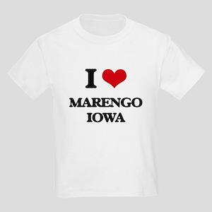 I love Marengo Iowa T-Shirt