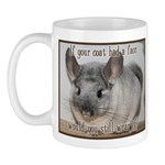 Chinchilla Coat Mug