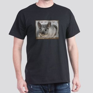Chinchilla Coat Dark T-Shirt