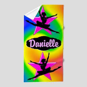 Dazzling Dancer Beach Towel