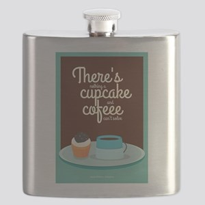 There's nothing a cupcake Marie Williams Joh Flask