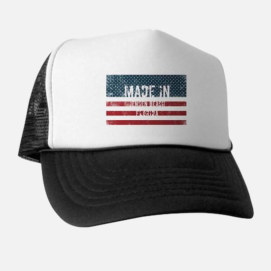 Made in Jensen Beach, Florida Trucker Hat