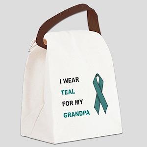 MY GRANDPA Canvas Lunch Bag