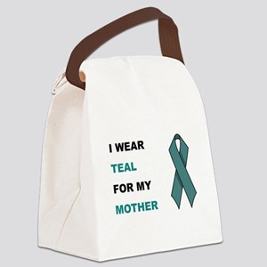 MY MOTHER Canvas Lunch Bag