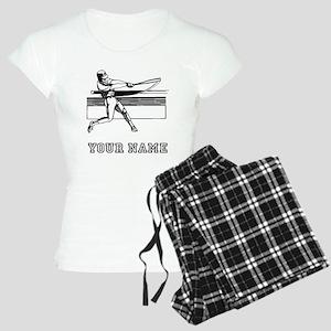 Baseball Batter (Custom) Pajamas