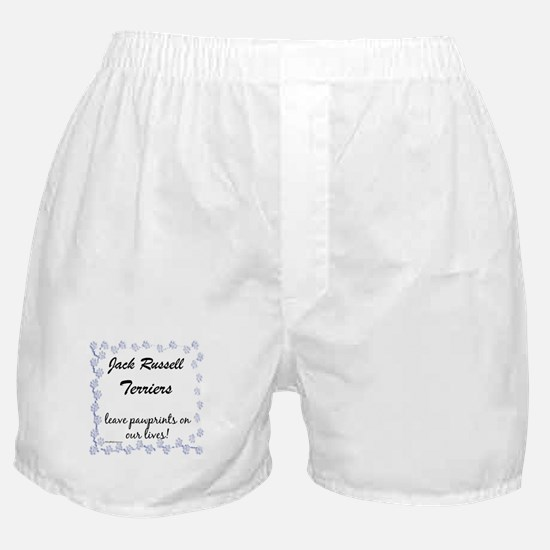JRT Pawprints Boxer Shorts