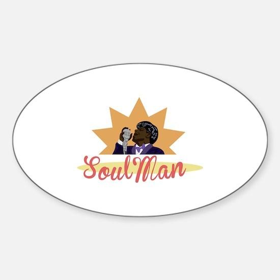 Soul Man Decal