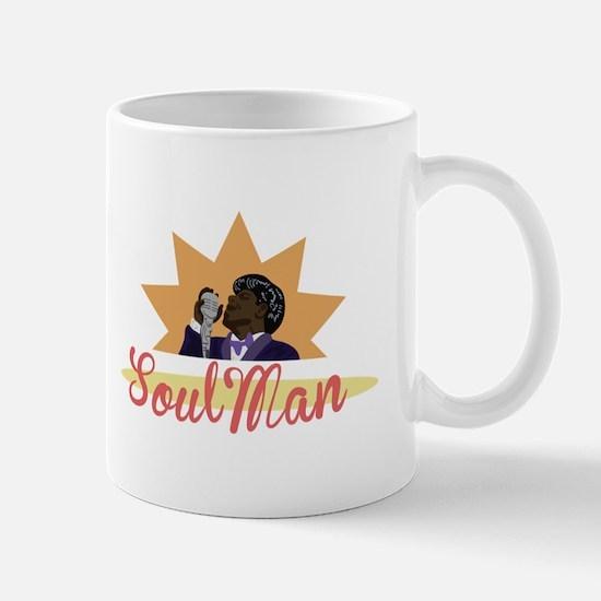 Soul Man Mugs