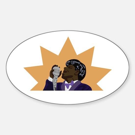 James Brown Decal