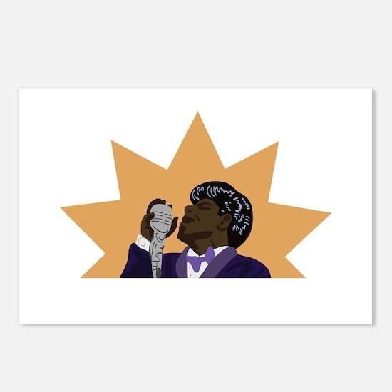James Brown Postcards (Package of 8)