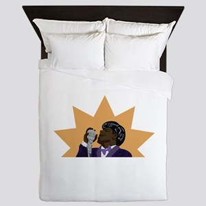 James Brown Queen Duvet