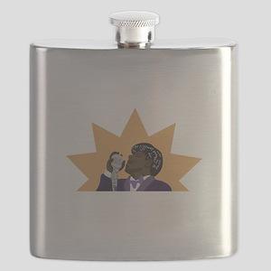 James Brown Flask