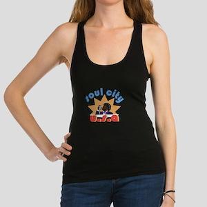 Soul City USA Racerback Tank Top
