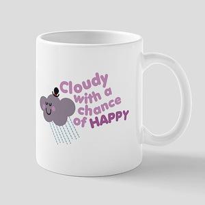 Chance of Happy Mugs