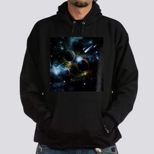 The universe of planets Hoodie