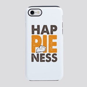 Pumpkin Pie HapPIEness iPhone 7 Tough Case