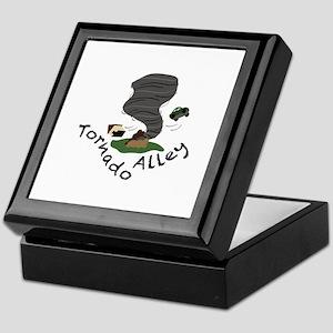 Tornado Alley Keepsake Box