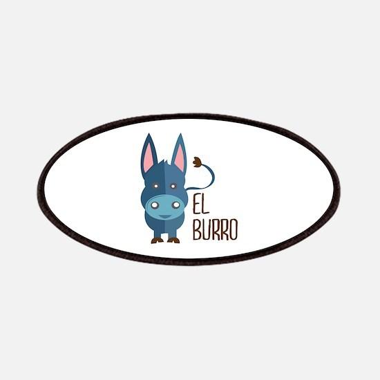 El Burro Patch