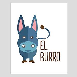 El Burro Posters