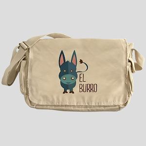 El Burro Messenger Bag