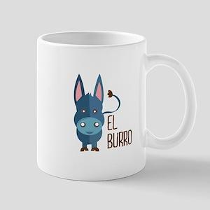 El Burro Mugs