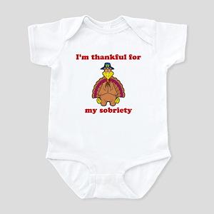 Sobriety Infant Bodysuit