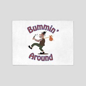 Bummin Around 5'x7'Area Rug