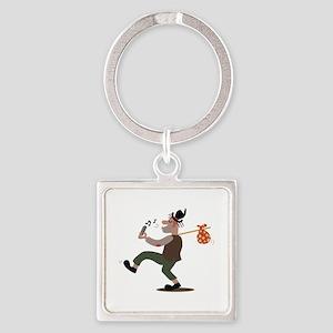 Hobo Whistler Keychains