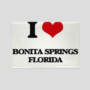 I love Bonita Springs Florida Magnets