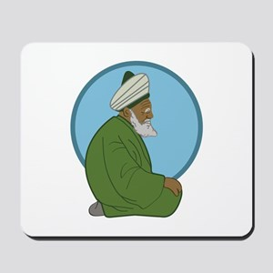 Sufi Man Mousepad