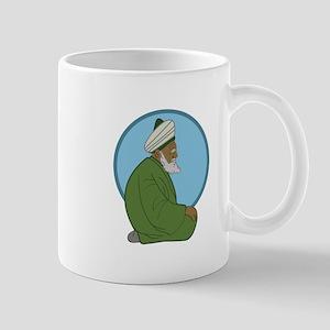 Sufi Man Mugs