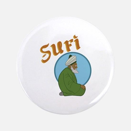 """Sufi 3.5"""" Button"""