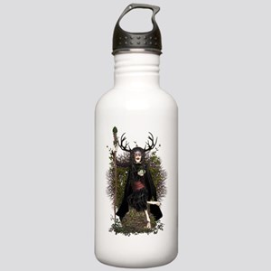 Hedge Witch ~ Hetty Stainless Water Bottle 1.0L
