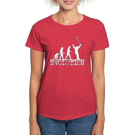 Evolution Hockey Women's Dark T-Shirt