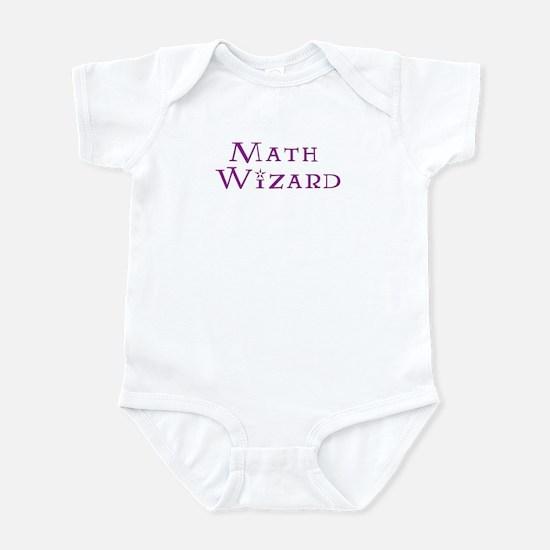 Math Wizard Infant Bodysuit