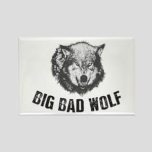 Big Bad Wolf Magnets