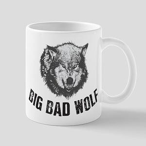 Big Bad Wolf Mugs