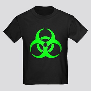Bio-Hazard Kids Dark T-Shirt