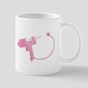 Glue Gun Mugs