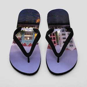 Curacao Dusk Flip Flops