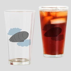 Air Zeppelin Drinking Glass