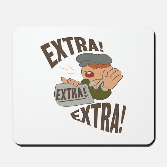 Extra Extra Mousepad