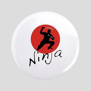 "Ninja Ninja 3.5"" Button"
