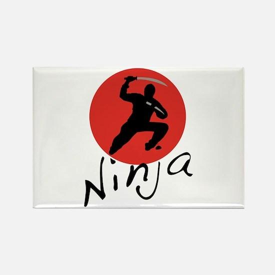 Ninja Ninja Magnets